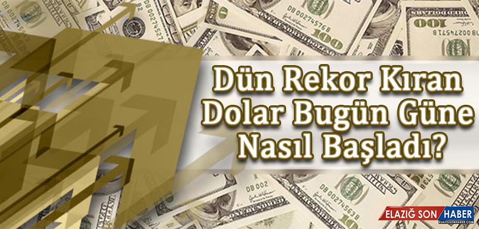10 Mayıs Dolar Fiyatları