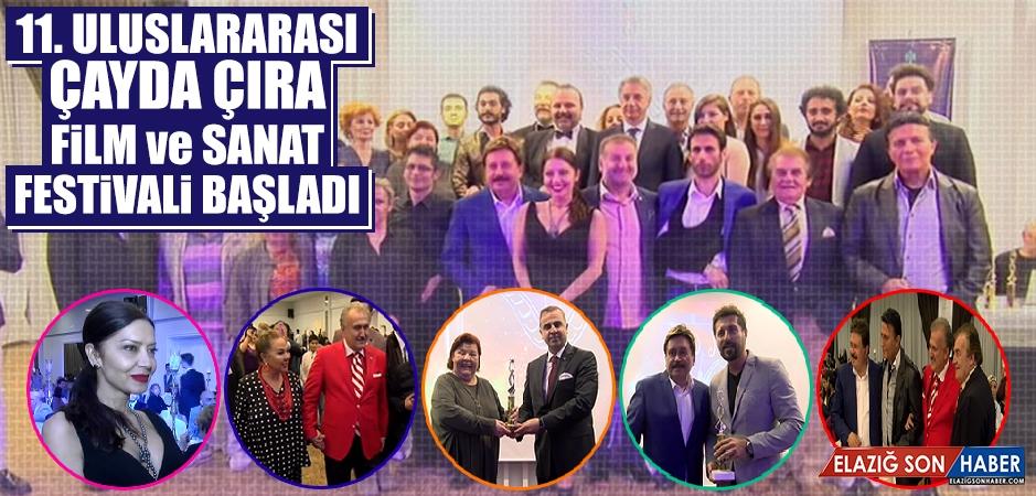 11. Uluslararası Çayda Çıra Film ve Sanat Festivali Başladı