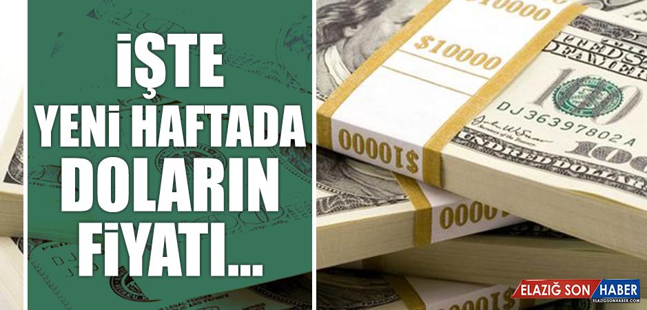 14 Mayıs'ta Dolar Ne Kadar?