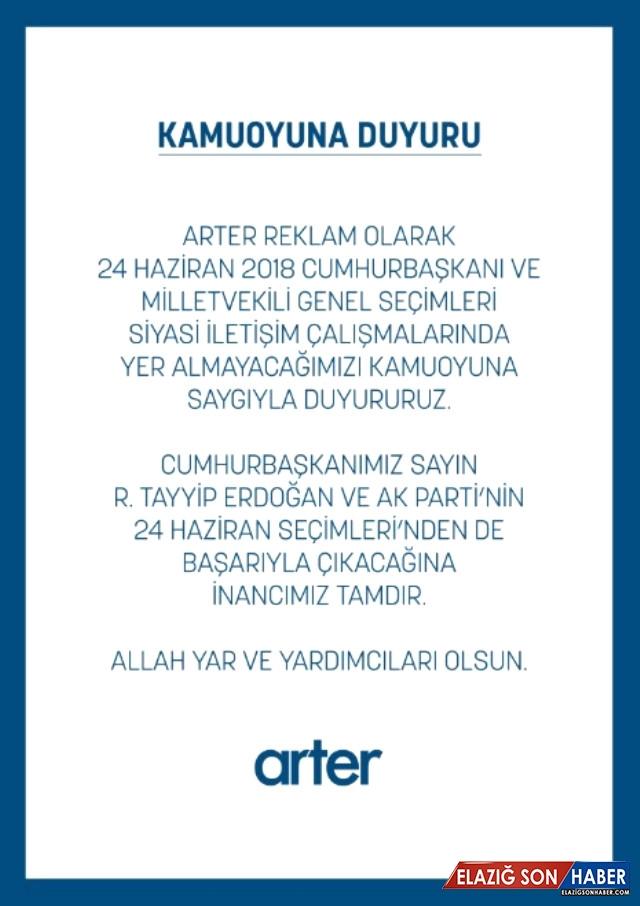 15 Temmuz Şehidi Erol Olçok'un Kurduğu Reklam Ajansı AK Parti İle Yollarını Ayırdı