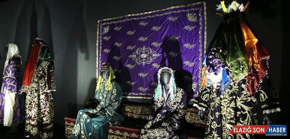 3. Etnospor Kültür Festivali'nde Anadolu'nun Gelinleri Sergisi