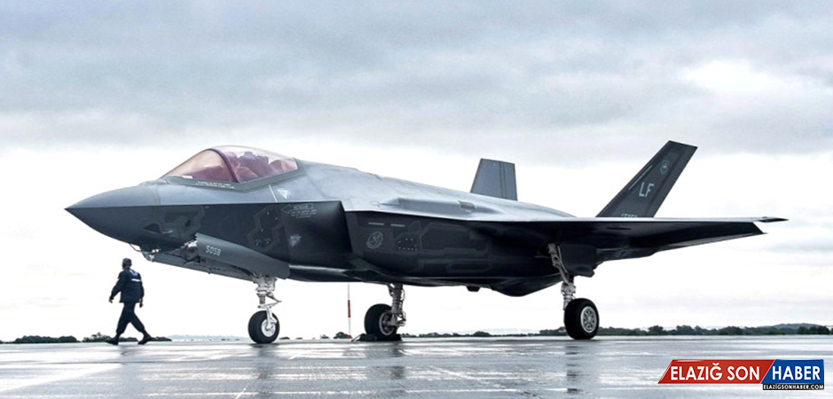 ABD, F-35'leri 21 Haziran'da Türkiye'ye Teslim Edecek