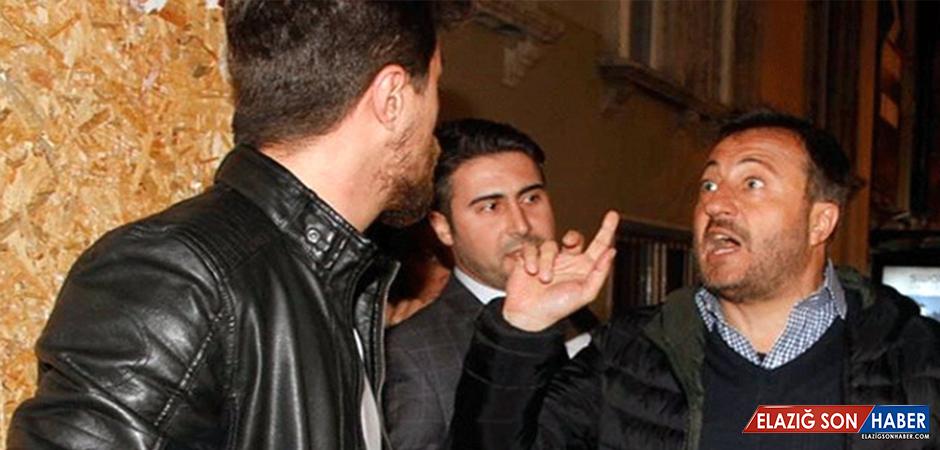 Alkolü Fazla Kaçıran Ercan Saatçi'den Önce Küfür Sonra Tehdit