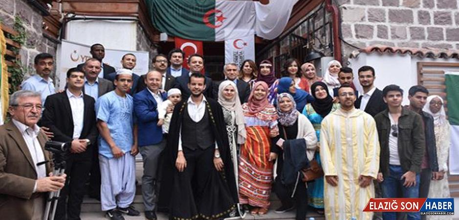 """Ankara'da """"Cezayir Kültür ve Tanıtım Günü"""" Düzenlendi"""