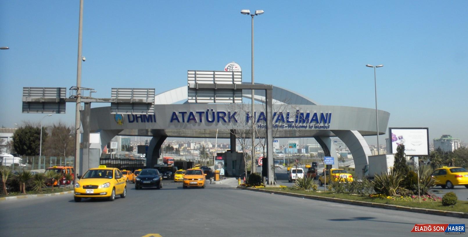 Atatürk Havalimanı 4 Ayda Yolcu Rekoru Kırdı