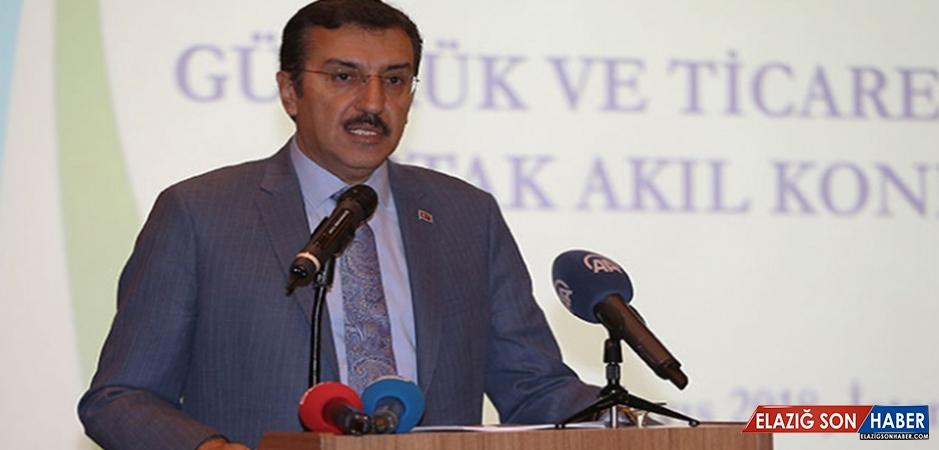 Bakan Tüfenkci: İlk Gümrük Ve Ticaret Merkezi İstanbul'a Kurulacak