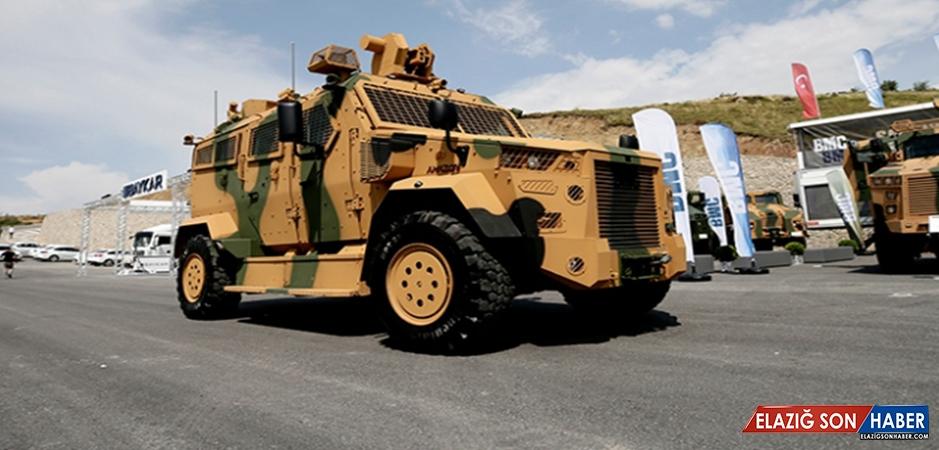 BMC'den Uzaktan Kumandalı İnsansız Zırhlı Araç Atağı