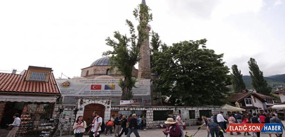 Bosna'daki Osmanlı Camilerini Vakıflar Genel Müdürlüğü Ayağa Kaldırıyor