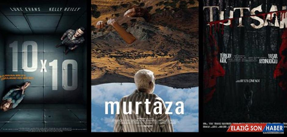 Bu Hafta Kaç Film Sinemaseverlerle Buluşacak