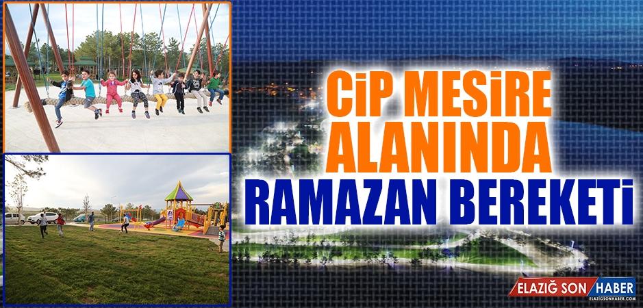 Cip Mesire Alanında Ramazan Bereketi