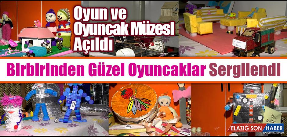 Dr. Kadir Gökalp Anaokulu, Oyun ve Oyuncak Müzesi Açtı
