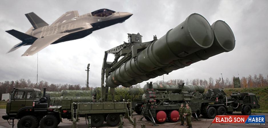 F-35'ler 21 Haziran'da, S-400'ler Temmuz 2019'da Türkiye'ye Teslim Edilecek
