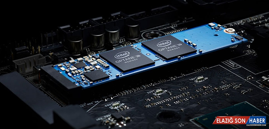 Intel, Yeni Optane İşlemcisi İle Bilgisayarları Hızlandırıyor