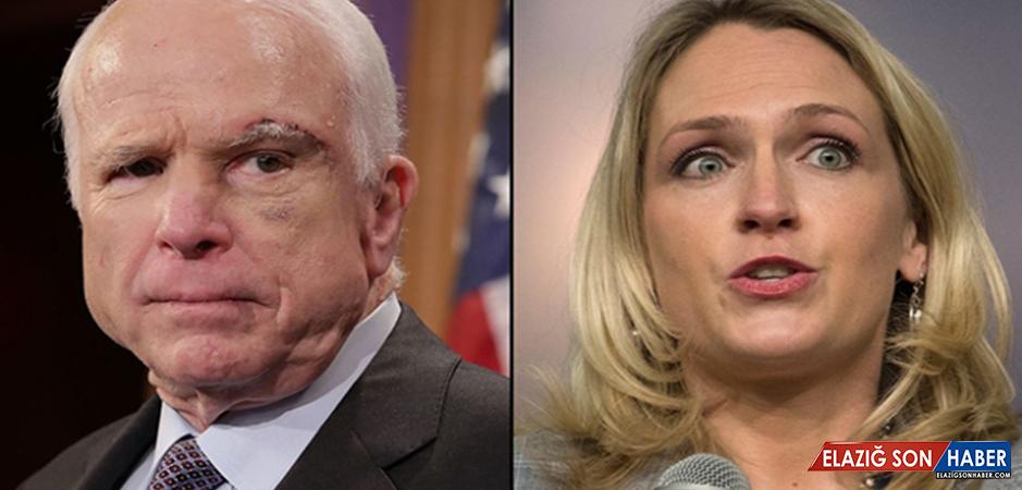 McCain Hakkında Tepki Çeken Açıklama