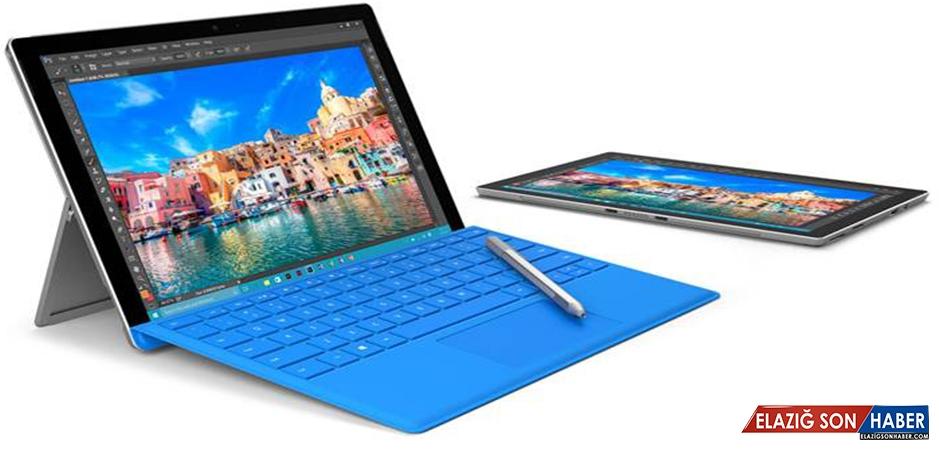 Microsoft, Uygun Fiyatlı Surface Tablet İçin Düğmeye Bastı