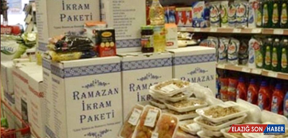 Ramazan Kolilerinin Fiyatları Belli Oldu