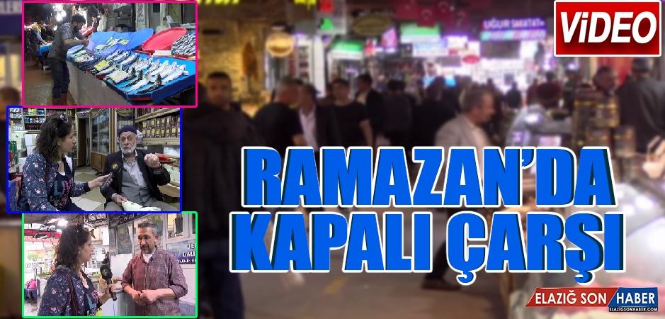 Ramazan'ın Bereketi Yansıdı Ama Esnafı Memnun Etmedi