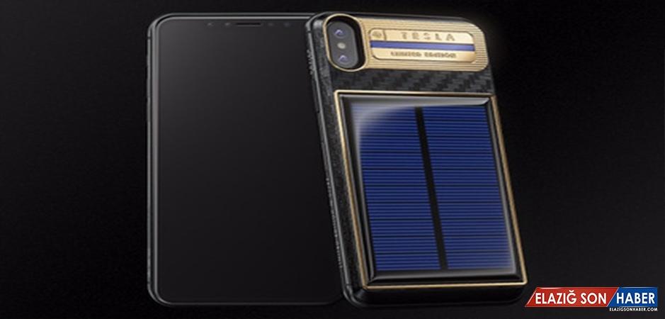 Rus Şirketi, Güneş Enerjisiyle Kendi Kendini Şarj Eden İPhone Çıkardı