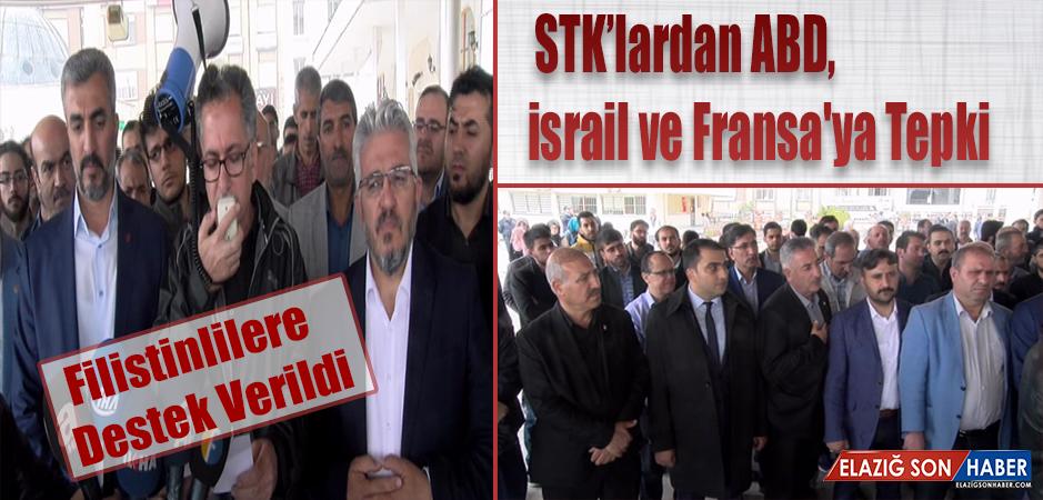 STK'lardan; Kudüs Tepkisi