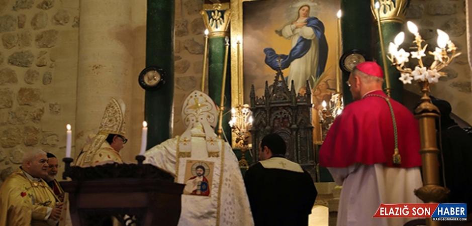 Tarihi Meryem Ana Kilisesi Restore Edildi