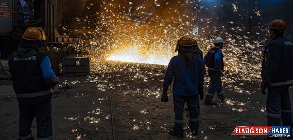 Türkiye, ABD İle 'Çelik Ve Alüminyum Vergilerini' Görüşüyor
