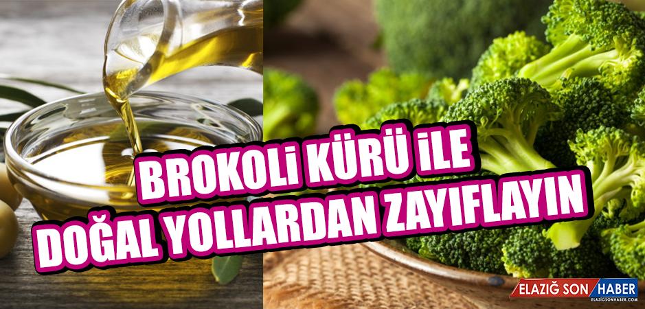 Brokoli Kürü İle Doğal Yollardan Zayıflayın