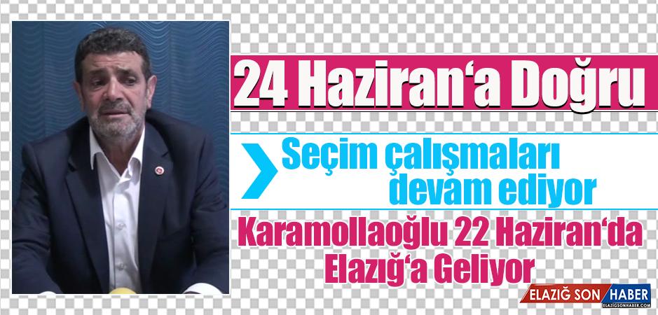 Saadet Partisi'nin 24 Haziran Seçim Çalışmaları