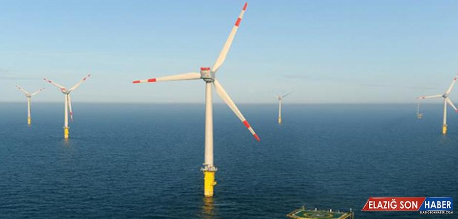 Türkiye'nin İlk Deniz Üstü Rüzgar Santrali İçin Başvurular Başladı
