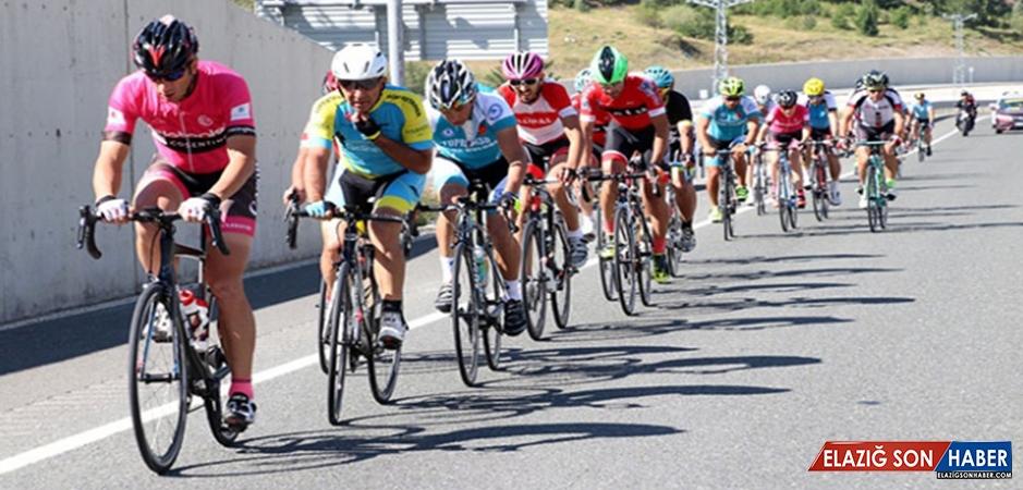 15 Temmuz Etkinlikleri İçin Ulusal Bisiklet Yarışması Düzenlendi