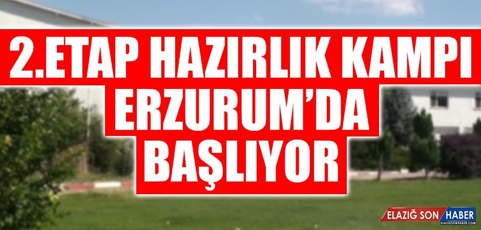 Elazığspor, Palandöken'de Yeniden Top Başı Yapacak
