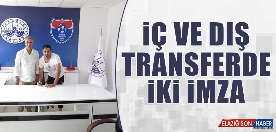 Elaziz Belediyespor'da Transfer Hareketliliği Devam Ediyor