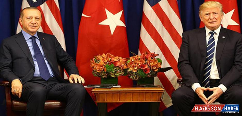 Erdoğan ABD Başkanı Trump ile Telefonda Görüştü