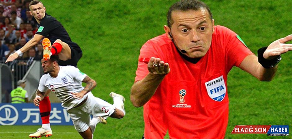 İngilizler Cüneyt Çakır'a Ateş Püskürdü, FIFA'yı Soruşturma Açmaya Davet Etti: Utanç Verici!