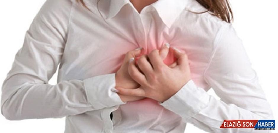 Kalp Yetmezliğinden Ölüm Oranı Kadınlarda Daha Fazla