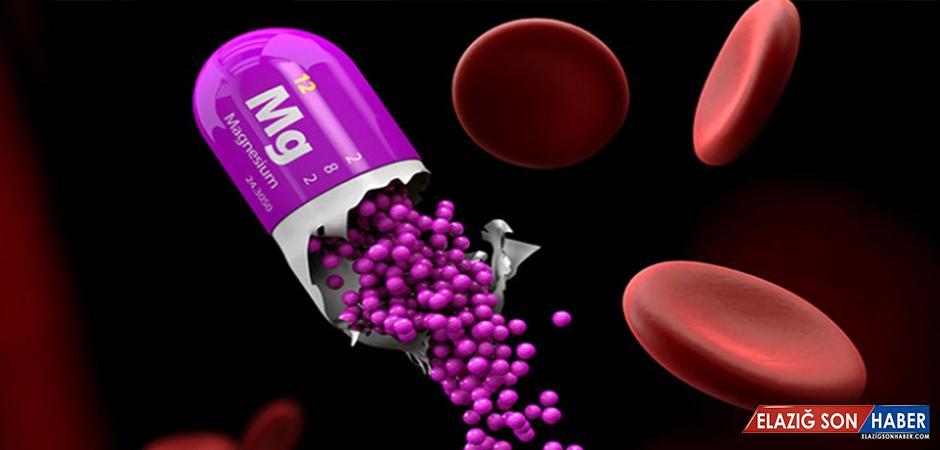 Magnezyum Bileşeni Kaygı Düzeyini Azaltıyor