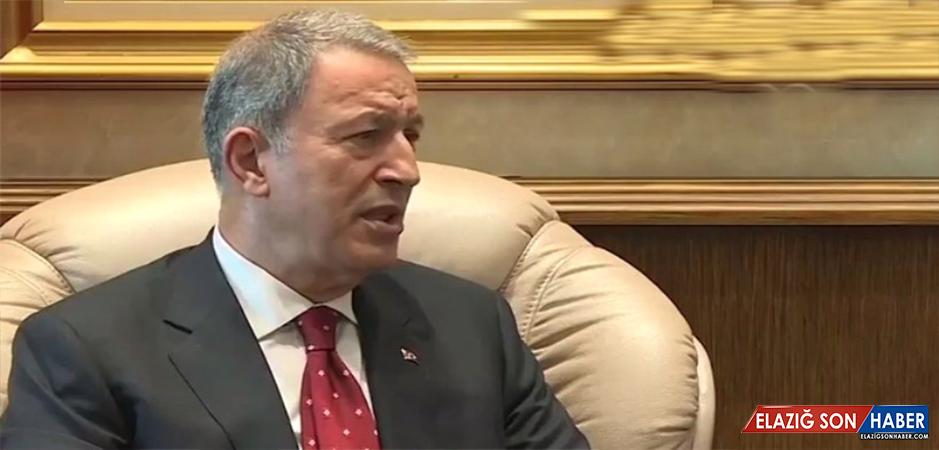 Savunma Bakanı Akar'dan İlk Açıklama: Komşularımızla Barış İçinde Olacağız!