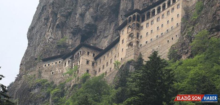 Sümela Manastırı Kapalı Döneminde De Rağbet Görüyor