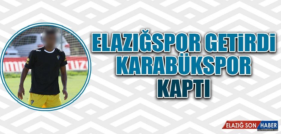 Tunuslu Oyuncu Elazığspor Kampından Ayrıldı Karabükspor'a İmza Attı