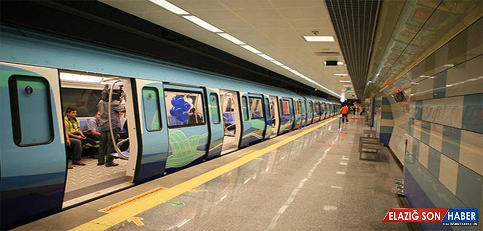 Üsküdar-Ümraniye-Çekmeköy Sürücüsüz Metro Seferlerine Ara Verildi