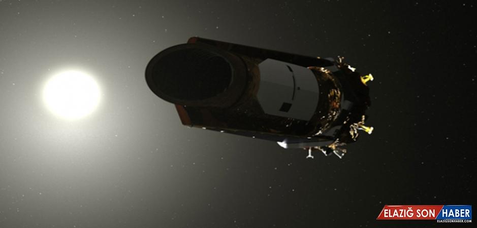 Yakıtı Tükenen Kepler Uzay Teleskobu Uyku Moduna Alındı