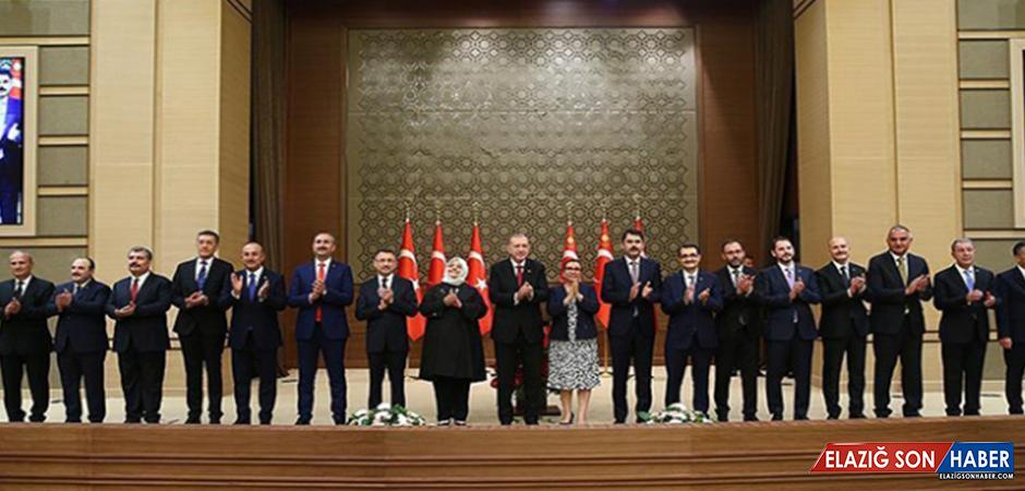 Yeni Kabine İlk Kez Beştepe'ye Çıkıyor