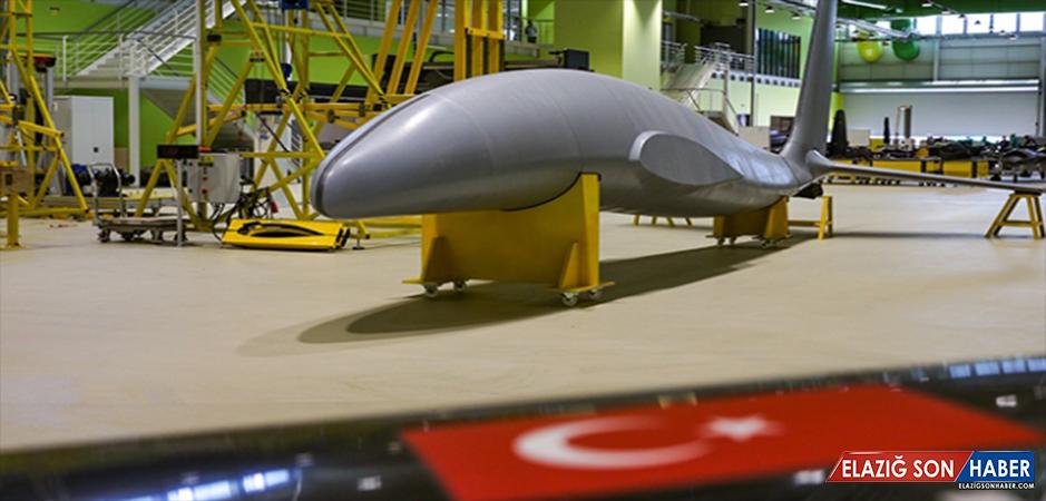 Yerli insansız savaş uçağı 2023'te göklerle buluşacak