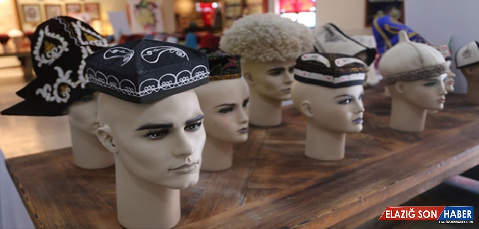 60 Yıllık Şapkalar Müzeye Bağışlandı