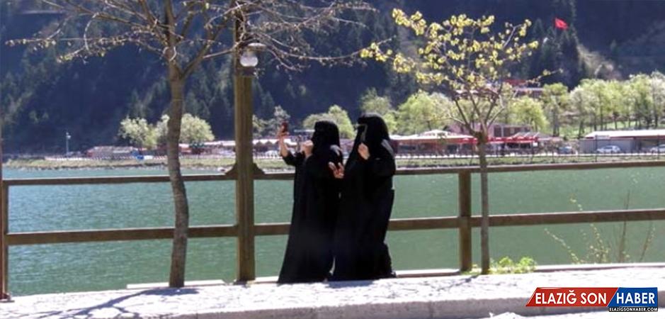 Arap Turistler Karadeniz Bölgesi'ne Akın Etti!
