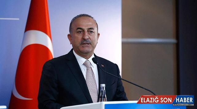 Dışişleri Bakanı Çavuşoğlu'ndan ABD'ye F-35 Cevabı