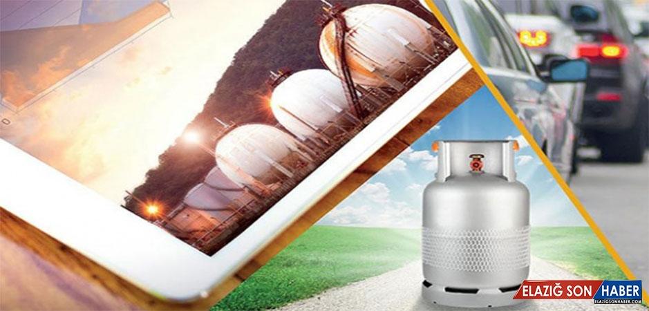 EPDK'dan LPG Tüketicilerine El Kitabı
