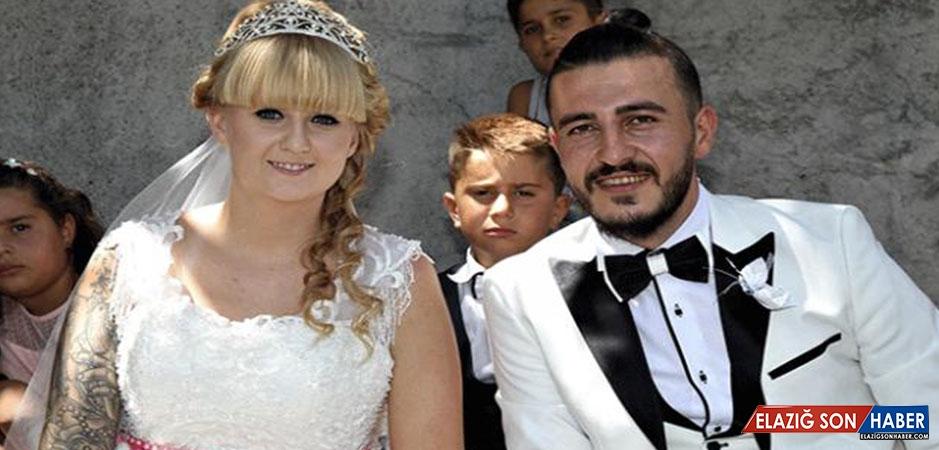 İngiltere'den Van'a Gelin Gelen Doyle'ye Geleneksel Düğün