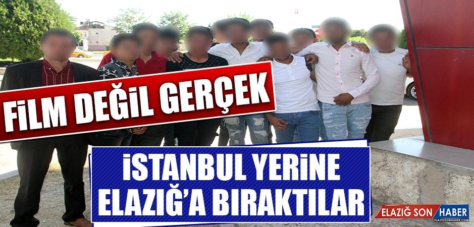İstanbul Diye, Elazığ'da Bıraktılar...