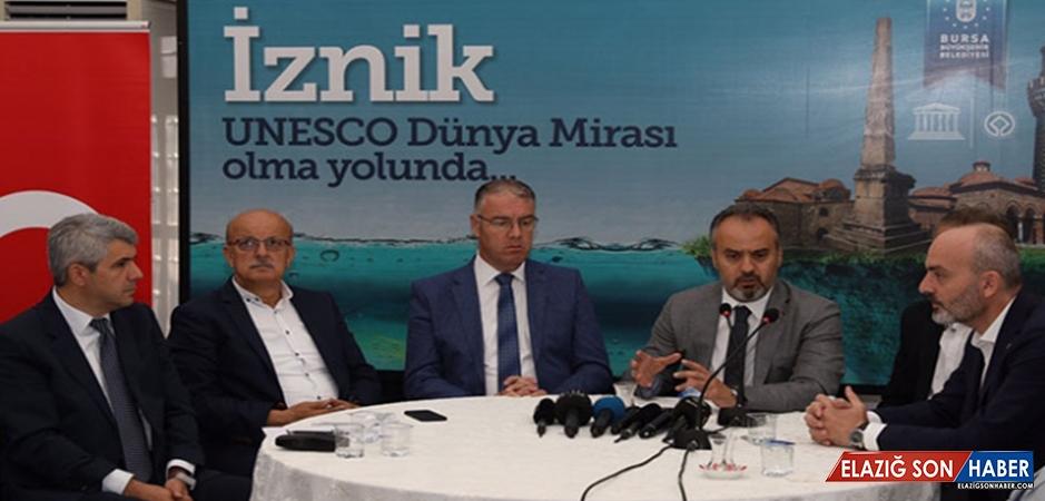 İznik UNESCO Listesinde Kalıcı Olmak İstiyor