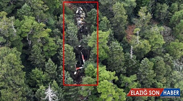 Japonya'da Düşen Helikopterde 9 Kişi Hayatını Kaybetti